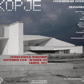 OMNIBUS goes teaching to Skopje!