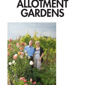 "Lecture on ""Allotment Gardens of Zurich"" at the Chair 'Architecture of Territory', ETHZ"